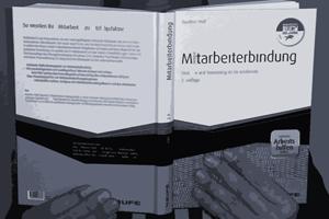 Buch Mitarbeiterbindung von Gunther Wolf in aktualisierter Auflage erschienen
